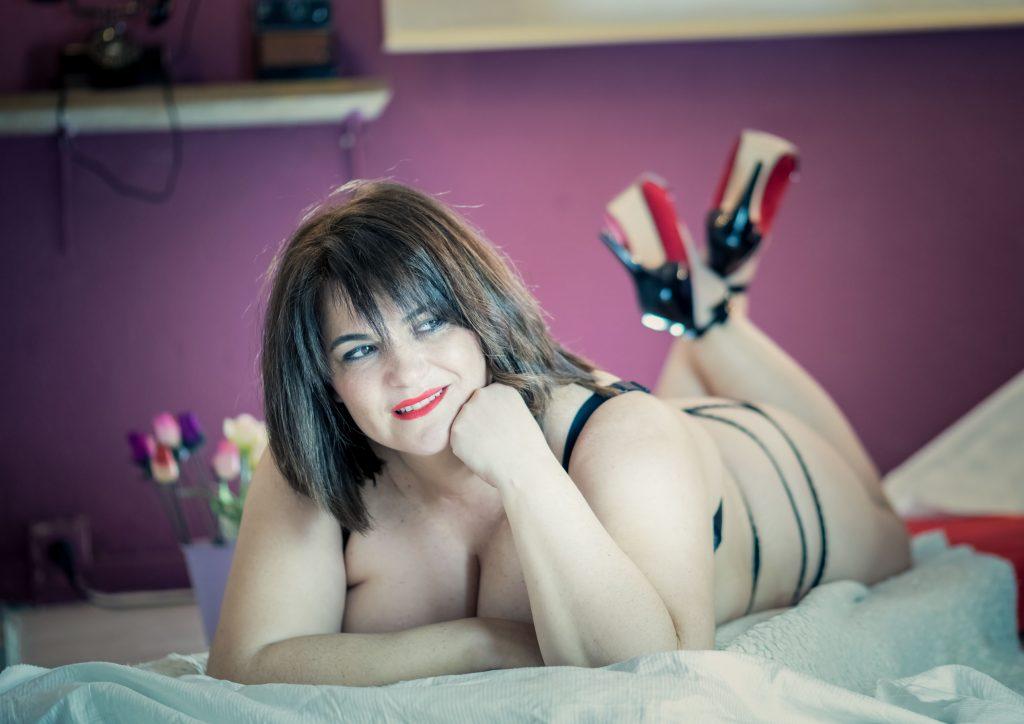 fotografia boudoir en madrid