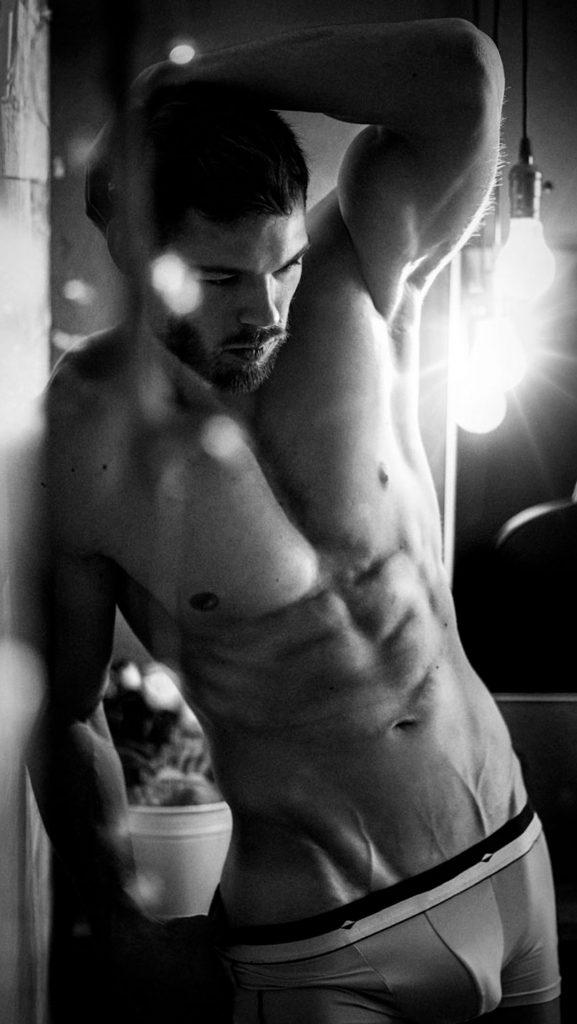 boudoir masculino