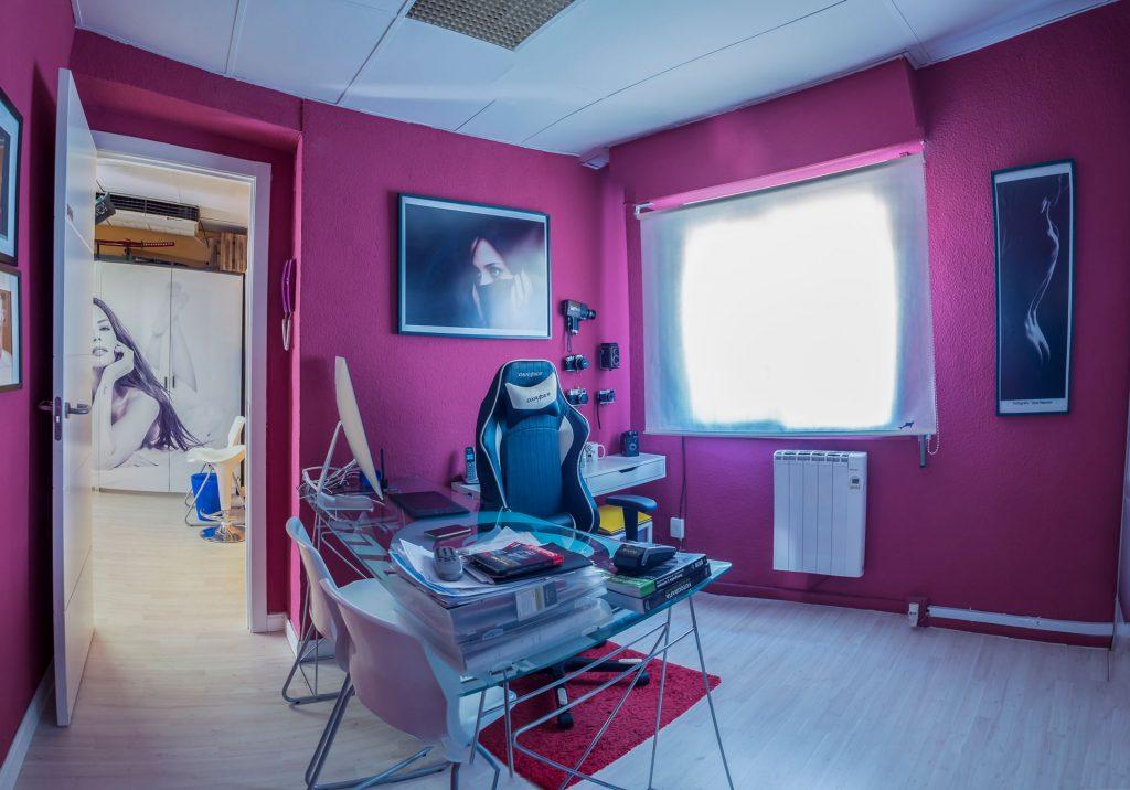 estudio fotografico Madrid