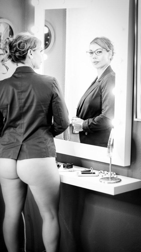 Fotografia boudoir maduras