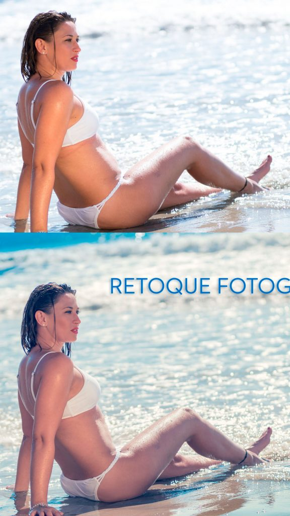 fotografia en la playa